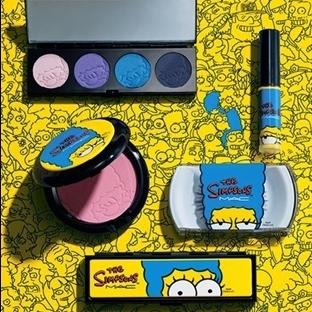 MAC The Simpsonsların 25. yılını kutluyor