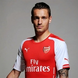 Mathieu Debuchy Arsenal'de