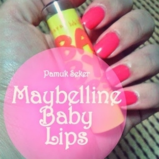 Maybelline Baby Lips Intense Care