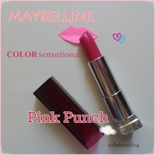 Maybelline Colorsensational Pink Punch