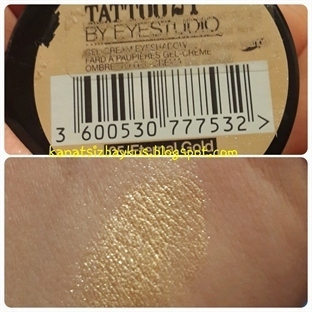 Maybelline Colortattoo Eternal Gold