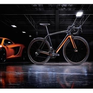 McLaren özel üretim bisiklet: 20 bin dolar