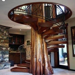 Merdivenler ve Tırabzanlar