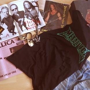 Metallica Konseri'ne hazırlık…