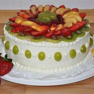 Meyveli Pasta Nasıl Yapılır?