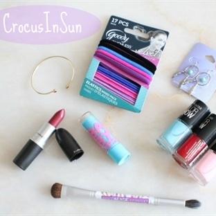 Mini Kozmetik-Aksesuar Alışverişi
