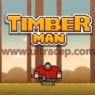 Mobil Cihazların Fenomen Adayı Oyunu Timberman