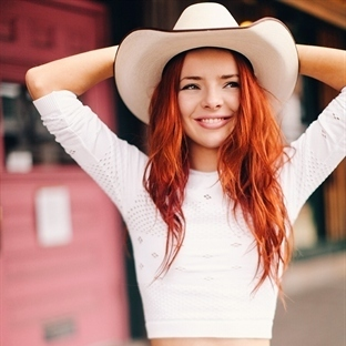 Moda: Cowgirl