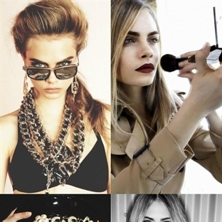 Moda İkonu / Cara Delevingne