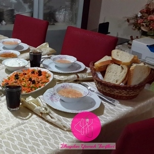 Muhteşem Akşam Yemeği Menüsü