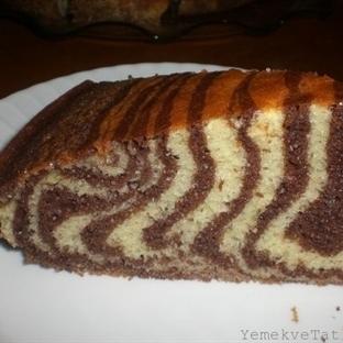 Nefis Bir Vanilyalı Kek Tarifi