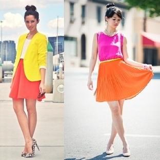 Neon Renkleri Giymenin 7 Yolu