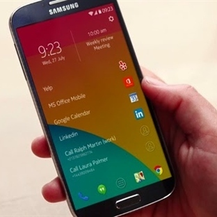 Nokia Z Ana Ekran Uygulaması