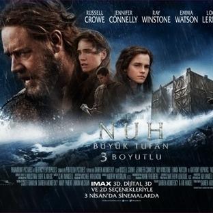 Nuh filmi sinemada tufan kopardı resmen!