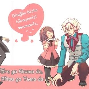 Ore ga Akuma de, Aitsu ga Yome de