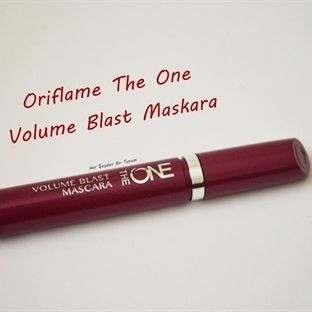 Oriflame The One Volume Blast Maskara