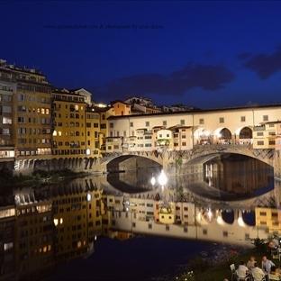 Ponte Vecchio. Bir köprüden daha fazlası..