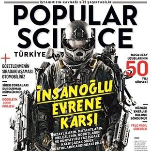 Popular Science TR Temmuz Sayısı