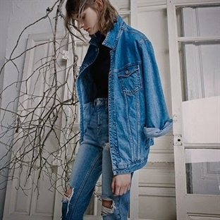 Pull&Bear Lookbook 'Blue'