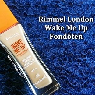 Rimmel London Wake Me Up Foundation