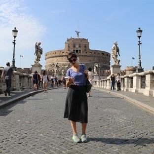 Roma'dan Sevgilerle!