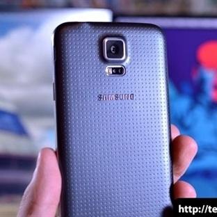 Samsung Galaxy S5 İncelemesi.