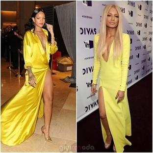 Sarı Modası ve Sarı Elbiseler
