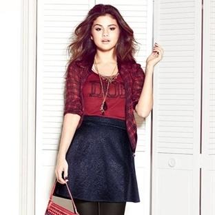 Selena Gomez Yeni Sezon Giyim Modasını Belirledi