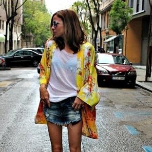 Sezon trendi kimonolar