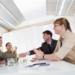 İşletme CV Örneği