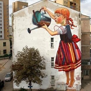 Sokak Sanatının En Güzel Örnekleri