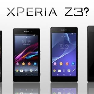 Sony Xperia Z3 Geliyor