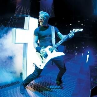 İstanbul konseri öncesi Metallica Through The Neve