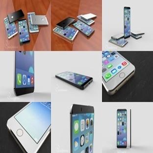 İşte iphone 6 Fotoğrafları