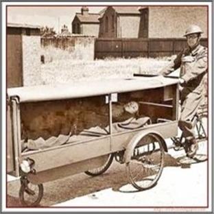 Tarihteki İlk Ambulans