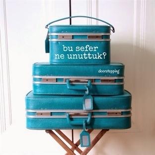 Tatil Bavulunuzda Ne Eksik?
