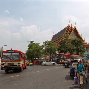 Tayland İlk Gün