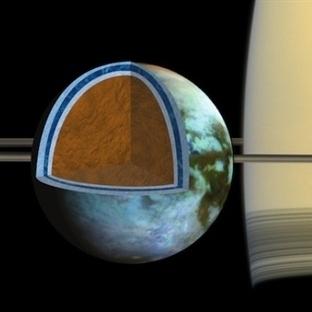 Titan Okyanusları Ölüdeniz Kadar Tuzlu