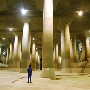 Tokyo Devasa Sel Tahliye Tünelleri ile Korunuyor