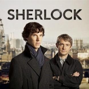 Ünlü BBC dizisi Sherlock bu sezon 4 bölüm