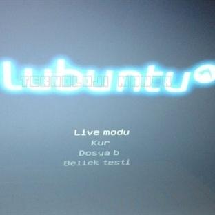 USB'den Linux Çalıştırmak