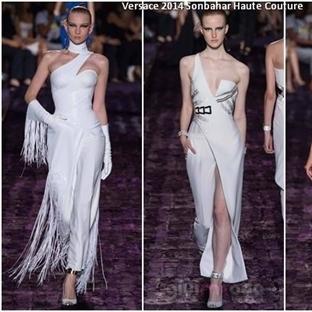Versace 2014 Sonbahar Haute Couture