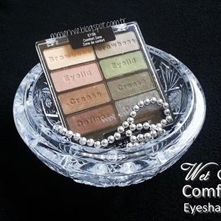 Wet N Wild Comfort Zone Eyeshadow Palette
