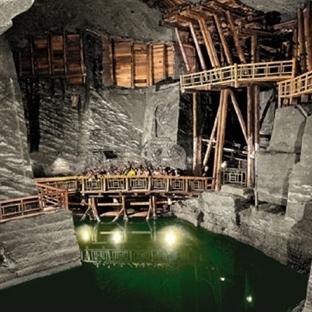 Wieliczka Tuz Madeni, Polonya