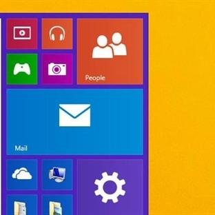 Windows 9′la Birlikte Yeni Start Menü Geliyor