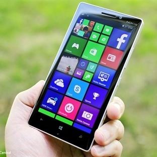 Windows phone 8.1 ve Lumia cyan bugün başlıyor