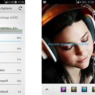 Xperia Overlay, 2011 Xperia Cihazlarına Hayat Veri