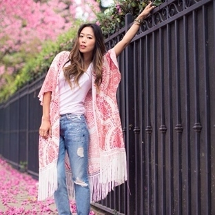 Yeni Trend: Kimono Ceket