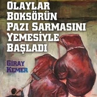 Yeni Yazar Keşfine Giray Kemer'le Devam