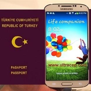 Yurt Dışı Telefonların Pasaport Kayıt İşlemleri